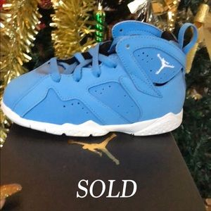 SOLD SOLD New Jordan7retro size 10c Authentic